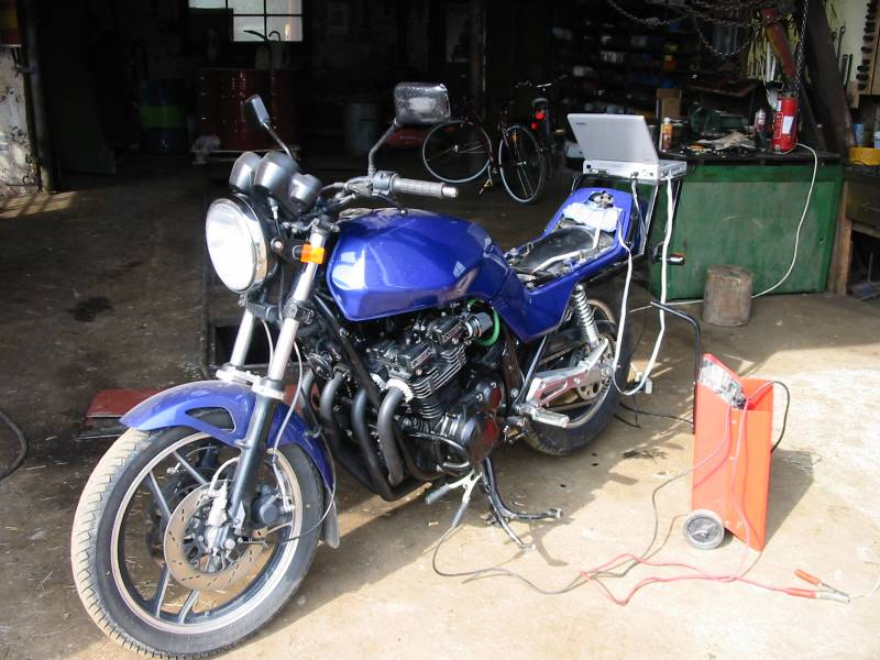 Suzuki Conversion